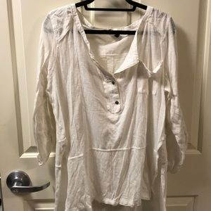 Free People Henley tee